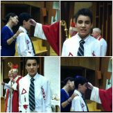 Adam's confirmation