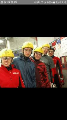 speed skate provincial team